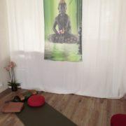 Yoga prive les met Maneesha de Gier bij Taralotus